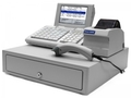 Pos система EasyPos lite - белая (FPrint-5200K)